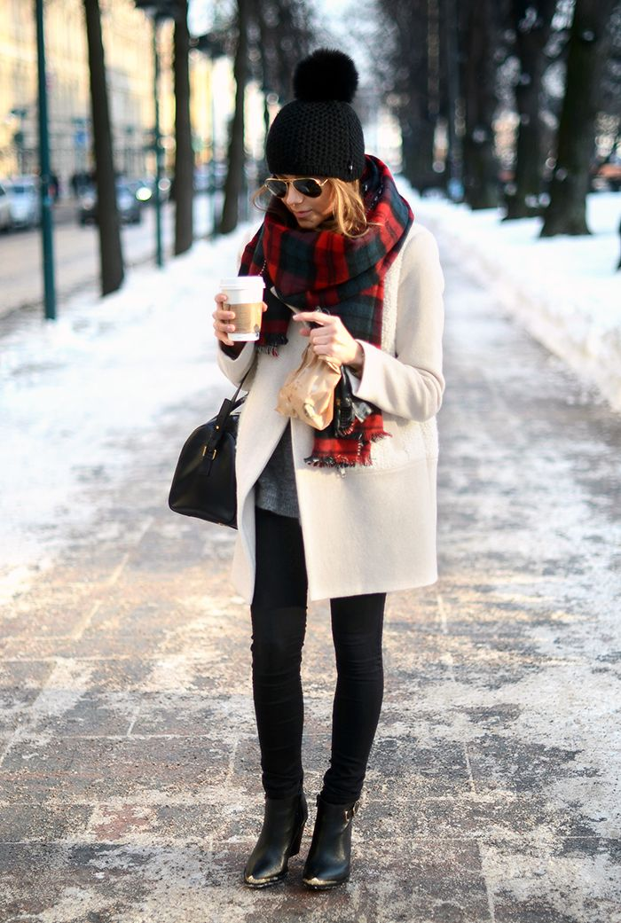 Winter Layering //