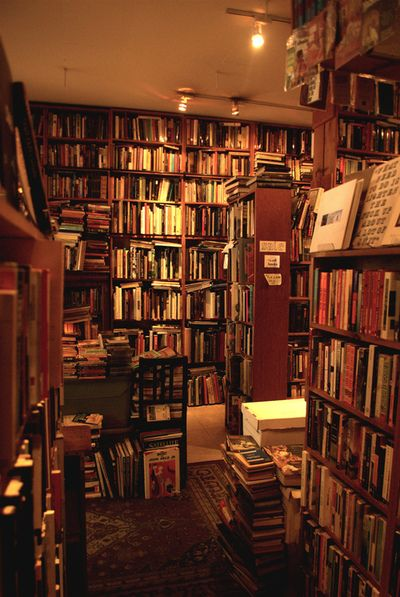 14th St Book Shop... I want to go. Like now.