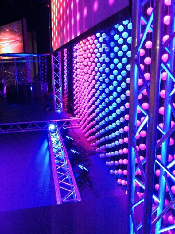 We'll Have a Ball | Church Stage Design Ideas