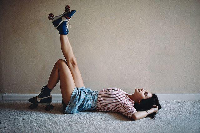 roller skate dreaming.
