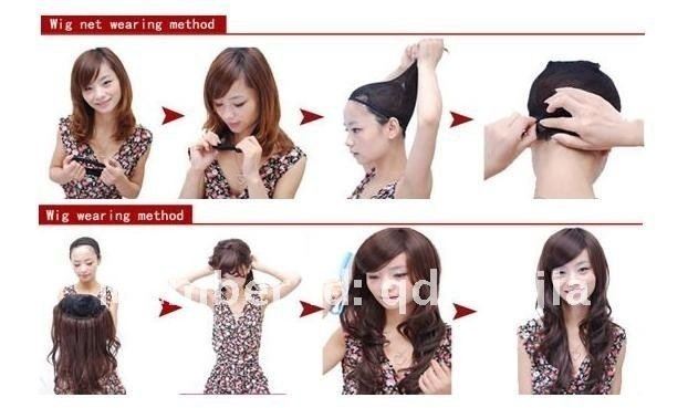 What Kind Of Wig To Wear At A Wedding How To Wear A Wig