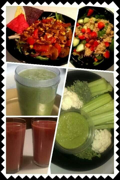 Day 2 of 7 Day Vibrant Living Cleanse from groundednutrition.com....not too late to join and enjoy @Grounded Nutrition