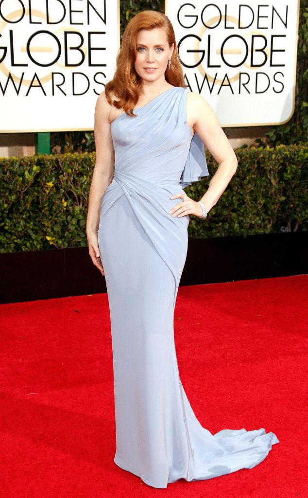 Amy Adams from 2015 Golden Globes Red Carpet Arrivals | E! Online