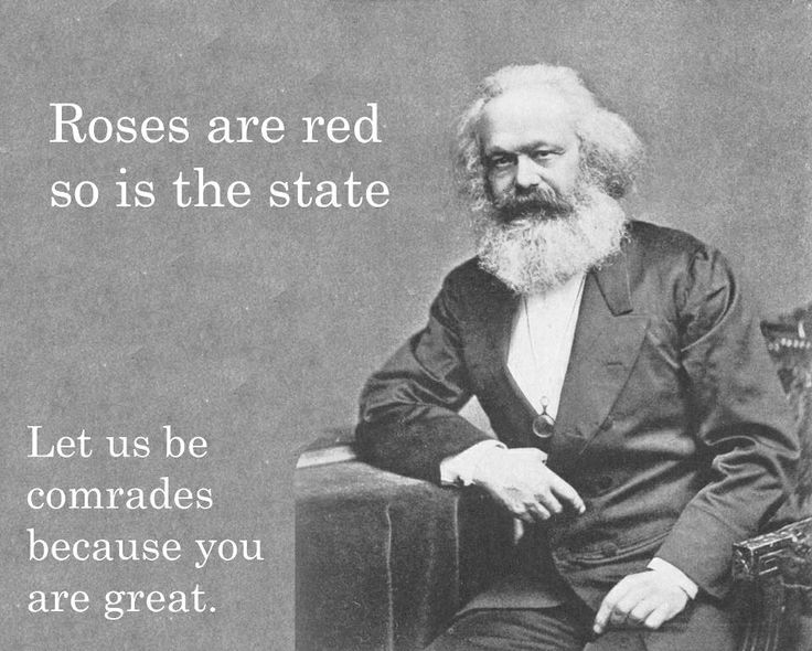 Valentines Poem Communist Style What Do You Know About