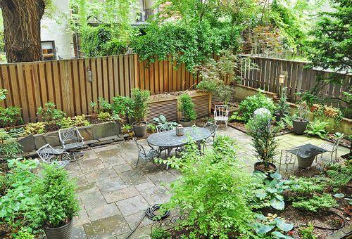 no grass backyard | Growing Things | Pinterest on Backyard Landscaping Ideas No Grass  id=14642