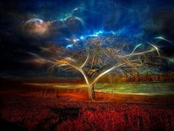 landscape | mystical/fantastical | Pinterest