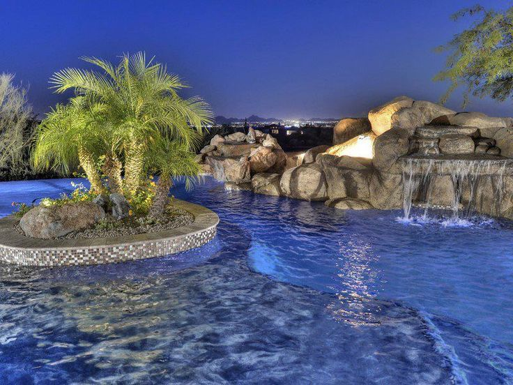 My Dream backyard pool | Pools pools pools | Pinterest on Dream Backyard With Pool id=32550