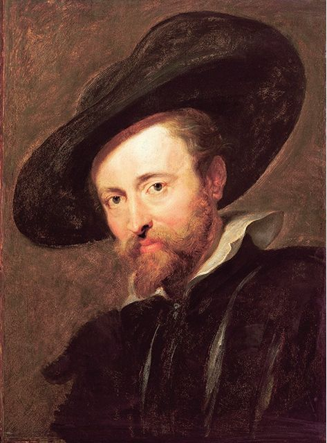 Rubens' Self Portrait will remain on display in the Rubens House through 7 September 2014.