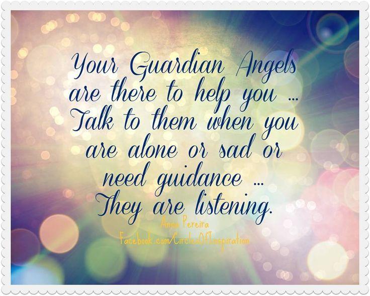 Guardian Angel Quotes QuotesGram