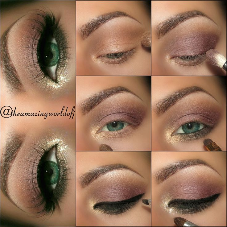 TheAmazingWorldOfJ: MOTD - Tarte Rainforest After Dark + TUTORIAL