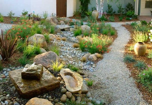 Pin by Michelle DeKorver on Xeriscape ideas for Michelle's ... on Xeriscape Backyard Designs id=47775