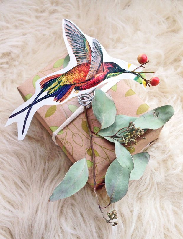 Pop-up Gift Wrap