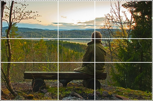 Golden Ratio — Compositional Rule For Eye Catching Photographs