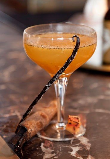 We quite fancy suppin' on this Pumpkin Pie Margarita all year round.