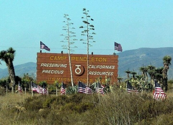 Camp Pendleton | Semper Fi | Pinterest