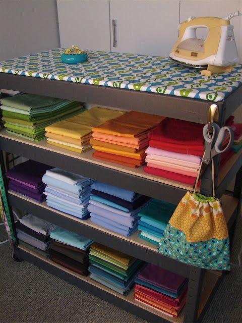 Craft Room Ironing Board