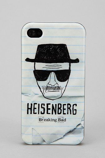 Breaking Bad Heisenberg iPhone 5/5s Case $30