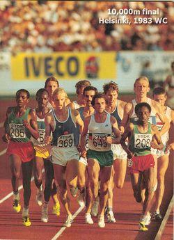 Oromo athletes. Oromia. Africa http://www.oromiasports.com/athletics.html