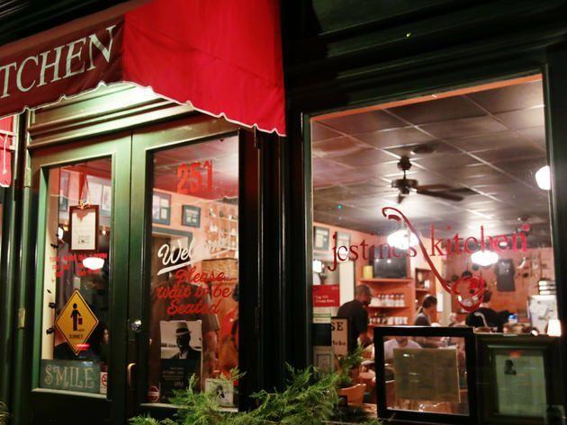 Jestine Kitchen Charleston Yummy