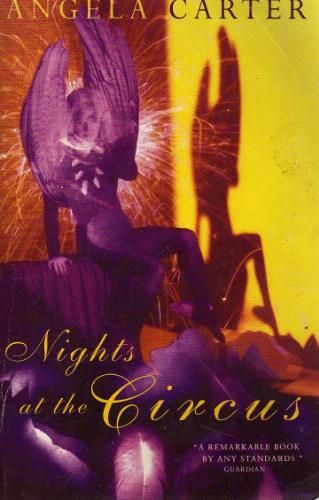 Image result for nights at the circus angela carter virago