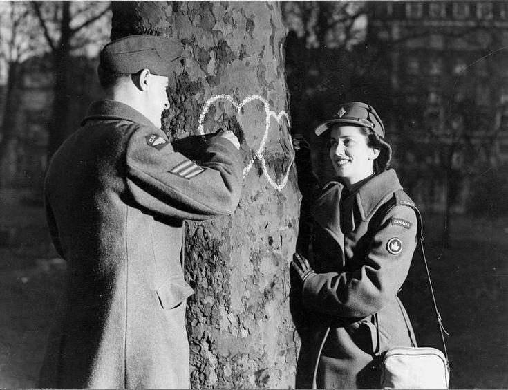 Valentine's Day 1944