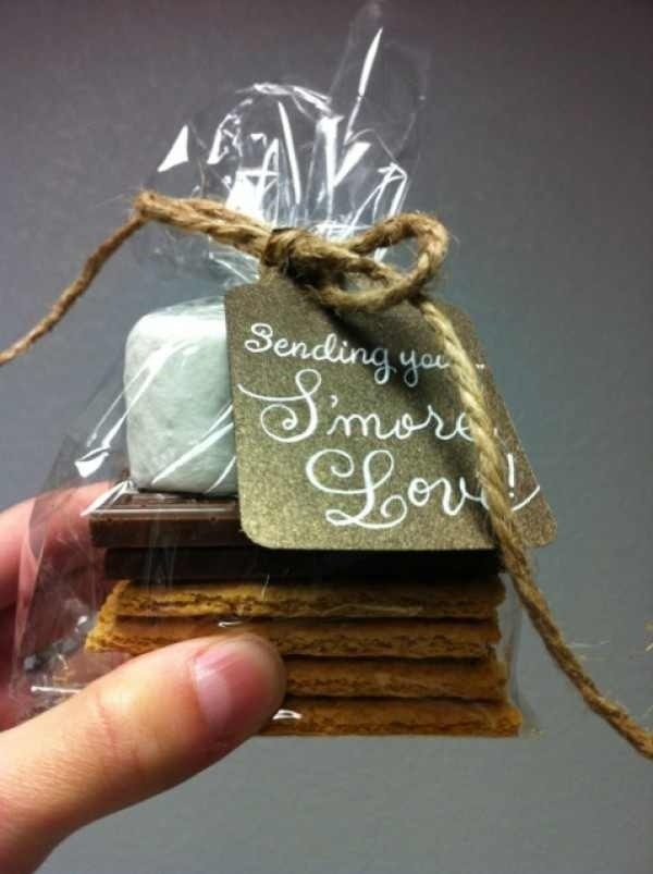 Wedding Favor Ideas, S'more Wedding Favors, Events by L