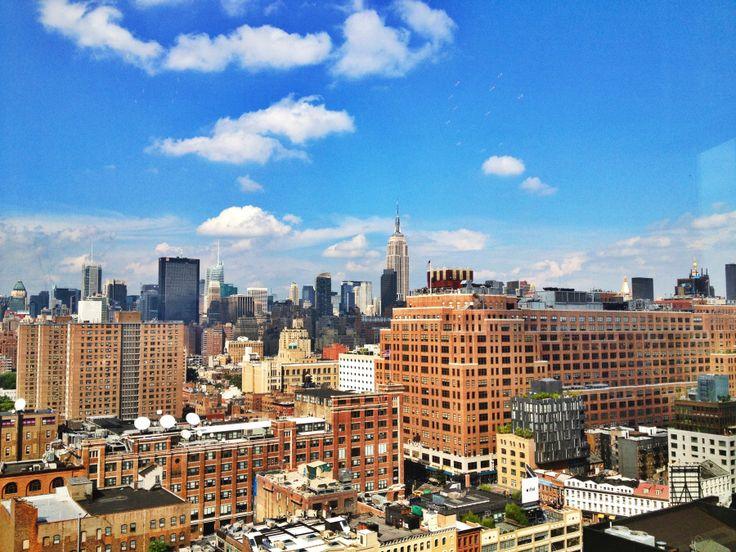 theshellhammer: New York City