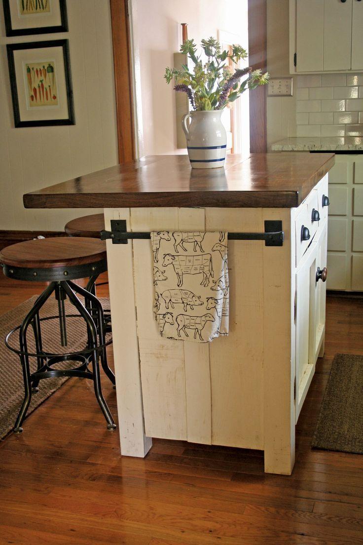 diy kitchen ideas kitchen islands pinterest on kitchen island ideas diy id=33654