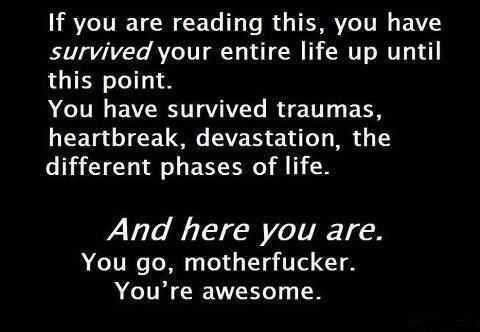 Stay Awesome, My Friends.