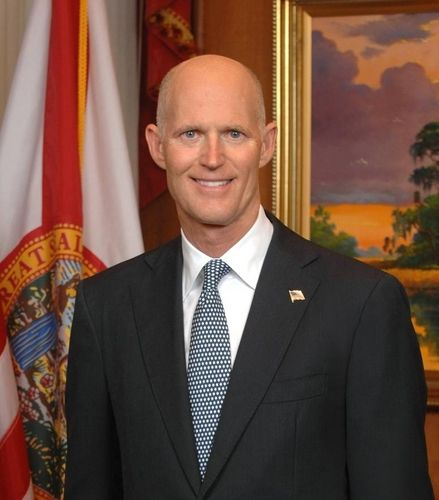 Florida - Governor Rick Scott (R) | Governors | Pinterest