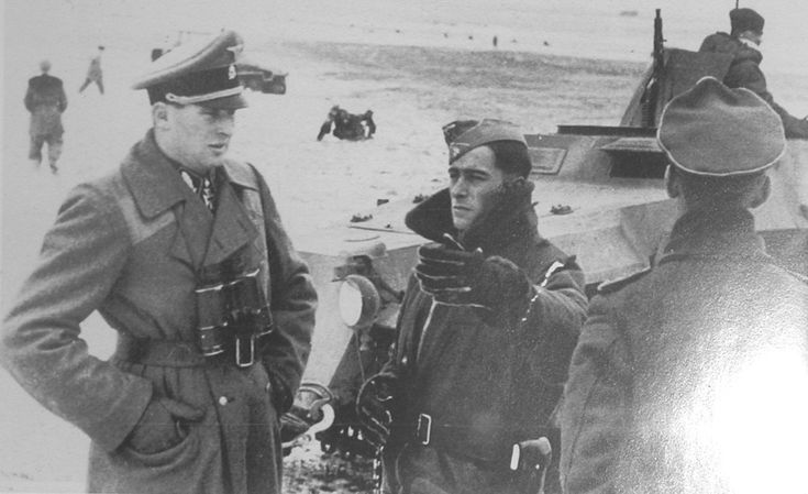 Billedresultat for Joachim Peiper with himmler