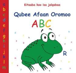 Oromo Alphabet Book, Oromo Cultural and Literacy Organization (also has books on numbers, shapes and colors, opposites and comparisons)