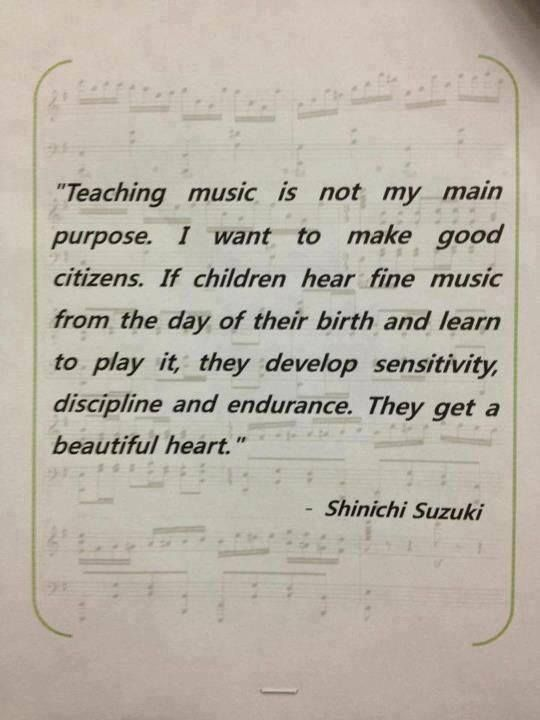 S. Suzuku - The Music Empowers Foundation