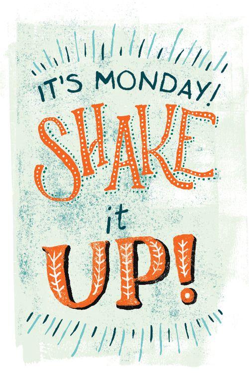 Motivational Monday -- Guest Post by @Shauna Lynn  www.Motivational-Monday.com