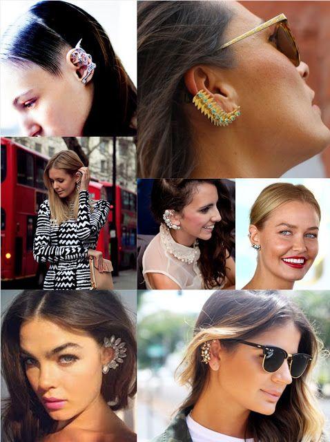 Las celebs también se han rendido. Déjate comer la oreja por la #tendencia del momento, los #earcuffs http://www.chezagnes.blogspot.com.es/2013/08/aviso-de-tendencia-ear-cuffs.html