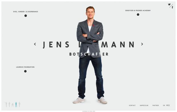 Jens Lehmann by Ming Labs
