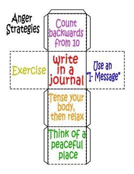Anger Control Kit Anger Strategies