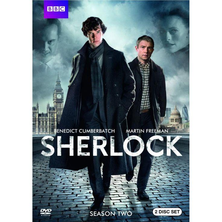 Sherlock DVD season 2