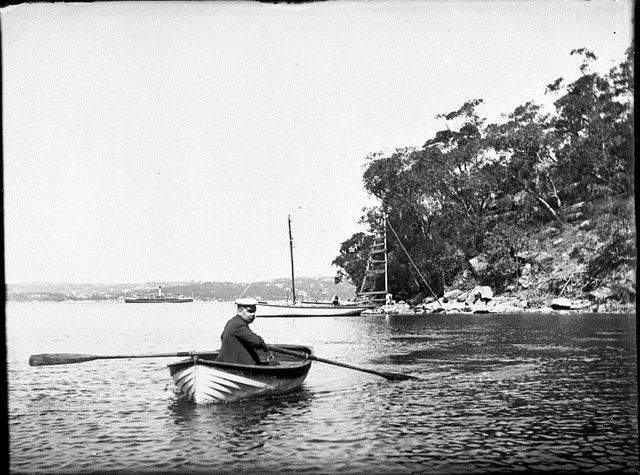 Row boat