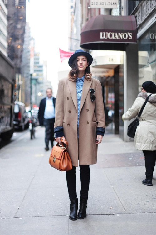 (via ALL THAT SHE WANTS: Inspiration: masculine coat)