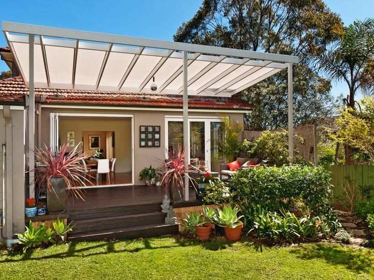 modern patio overhang   Ideas para mi casa   Pinterest on Backyard Overhang Ideas id=31426