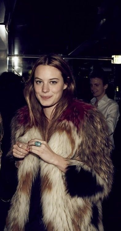 Want this fur coat