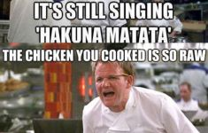 24+ Extremely Beautiful Hells Kitchen Meme That Everyone Must Do This Season