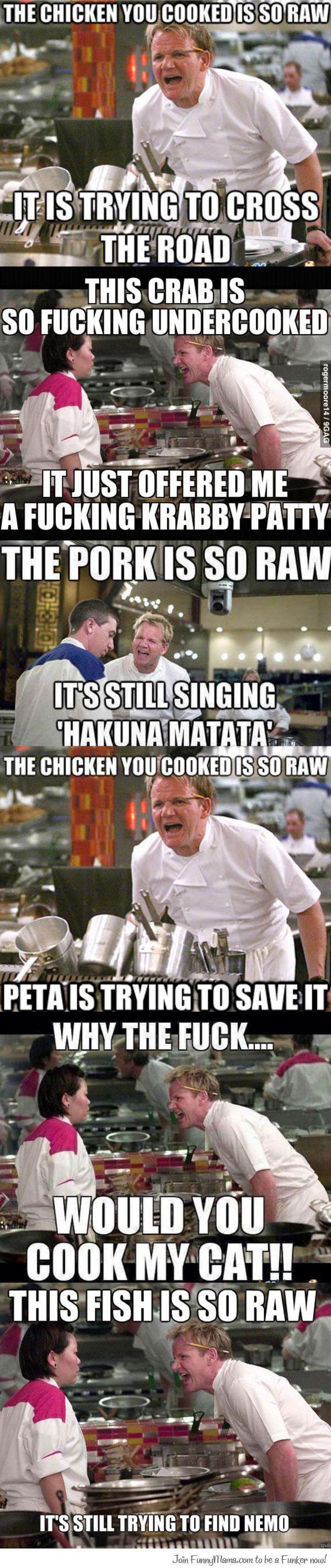 Hells Kitchen Memes Disturbingly Funny