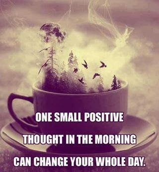 One Positive Thought Can Change Your Whole Day   Soul-Flower Blog