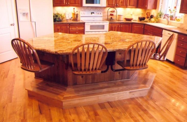 unique kitchen island ideas with bar unique kitchens pinterest on kitchen ideas unique id=73026