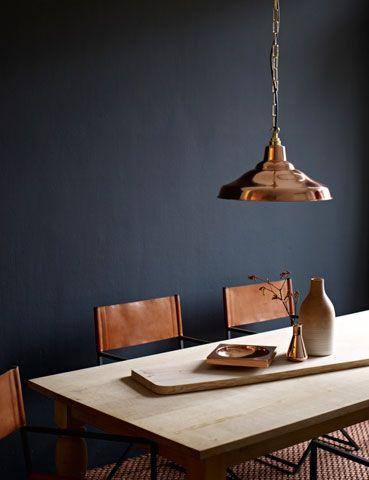 Copper & grey