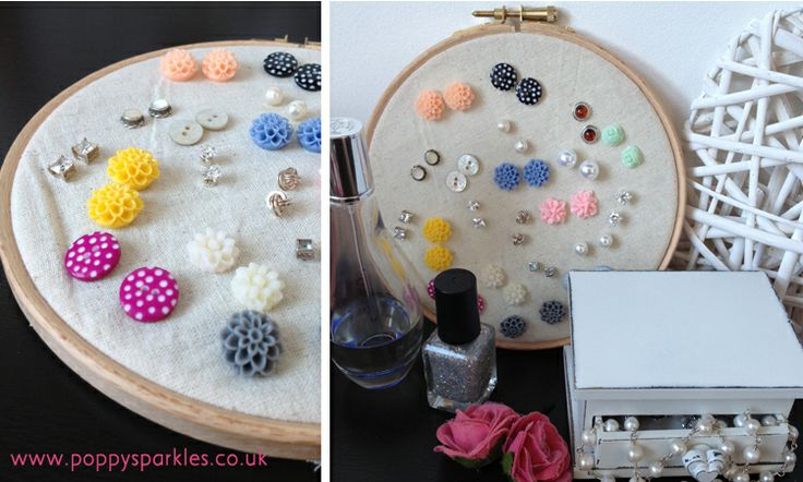13 jewelry organization ideas. Click through for the roundup! | Queen Lila