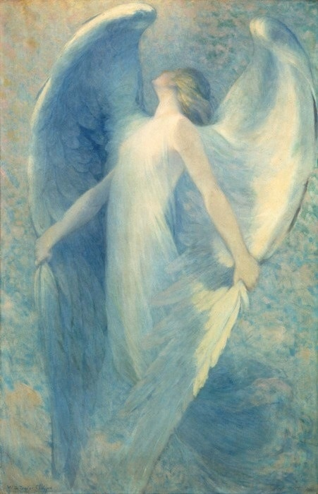 The Angel by William Baxter Closson