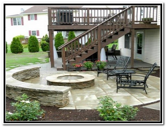 Pinterest: Discover and save creative ideas on Under Deck Patio Ideas id=13174